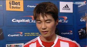 Ki to Sunderland's win