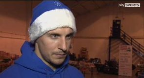 Jagielka looks for festive form
