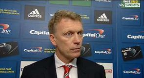 Moyes glad to be through