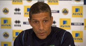 Hughton sad to see AVB go