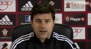 Pochettino quiet on Tottenham talk