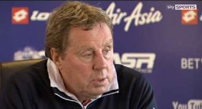 Cardiff antics shock Redknapp