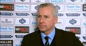 Pardew - We were terrific