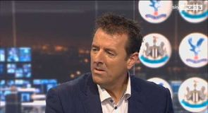 Crystal Palace v Newcastle - Le Tissier