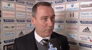 Fulham v Man City – Meulensteen
