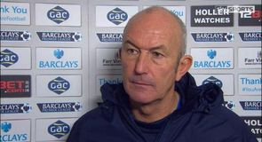 Crystal Palace v Newcastle – Pulis