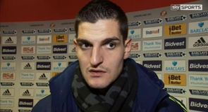 Mannone - We needed to win