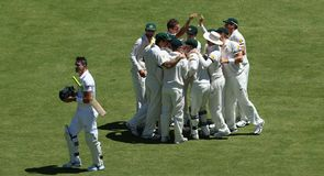 Australia v England - 2nd Test, Day Three