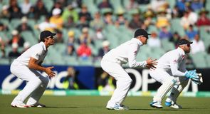 Australia v England - 2nd Test, Day One