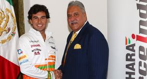 Perez joins Force India