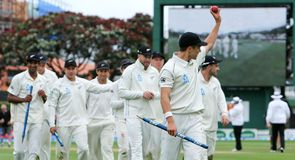 Boult strikes to down Windies