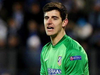 Courtois: No truth to reports