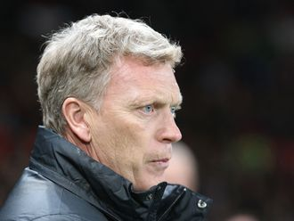 Moyes: Tough times