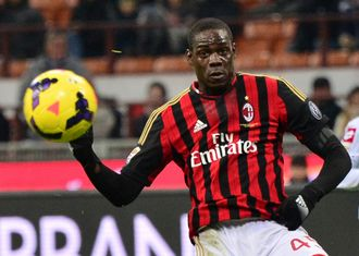 Balotelli: Ruffling feathers