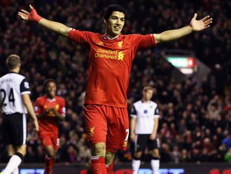 Suarez: Red-hot form