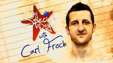 My Special Day with Carl Froch