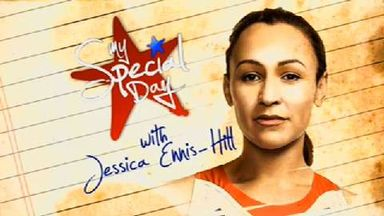 My Special Day with Jessica Ennis-Hill
