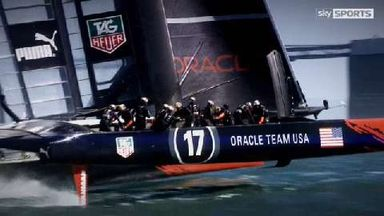 How the America's Cup Was Won