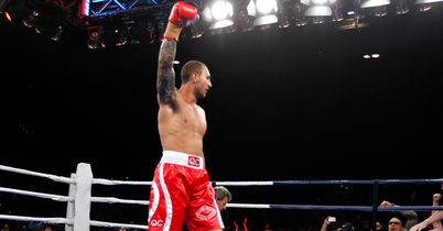 Reds allow Cooper to keep boxing