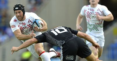 Vickerman quits England Sevens