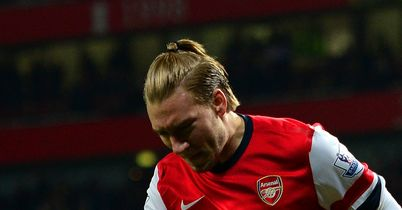 Wenger: I Always Backed Bendtner