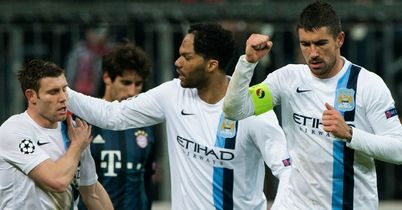 City Shock Bayern At The Allianz Arena