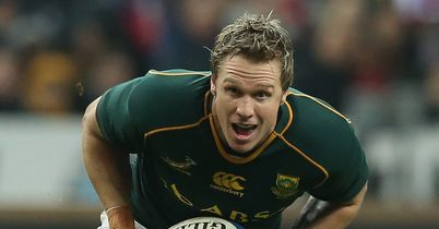 De Villiers named SA Player of the Year