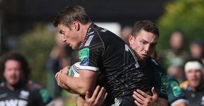 Hassler loving it at Ospreys