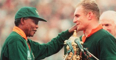 Madiba magic won 1995 World Cup