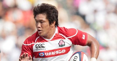 Japan back-row on his way to Sarries