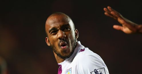 Delph: netted his first Villa goal, a long-range screamer, against Southampton in early December
