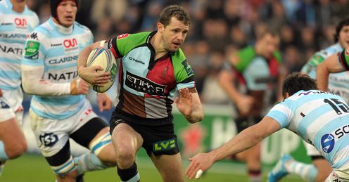 nick evans harlequins racing metro