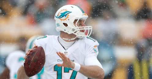 Tannehill: Dolphins quarterback has been hit and miss, says Simon