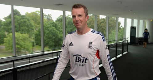 Swann: has retired from cricket with immediate effect