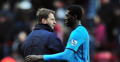 Adebayor made a big impact for Sherwood's Spurs at Southampton, says Jamie
