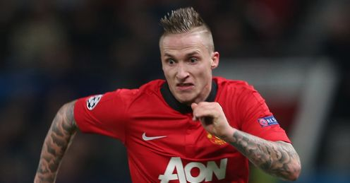 Alex Buttner: Likely to be asked to cope with Arjen Robben