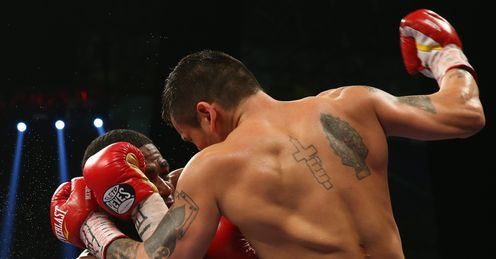 Maidana: Out-powered pre-fight favourite Broner in San Antonio