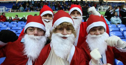 Christmas: Festive action is great for fans and crucial for clubs, says Phillips