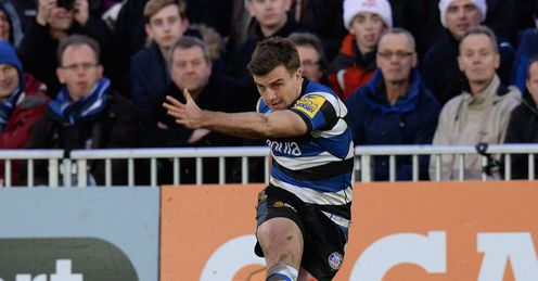 George Ford Bath Harlequins