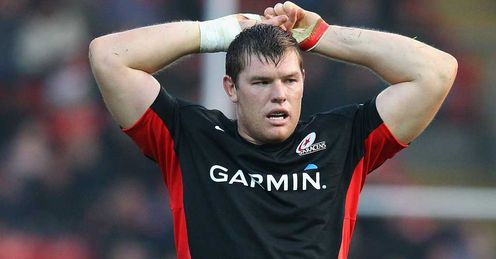 Hayden Smith - Saracens 2011