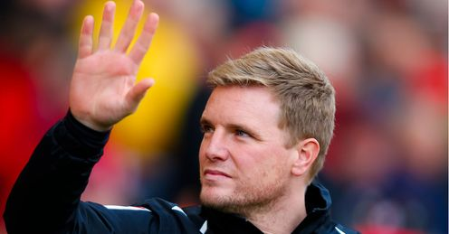 Eddie Howe is in his fifth spell at Bournemouth, as either player or manager
