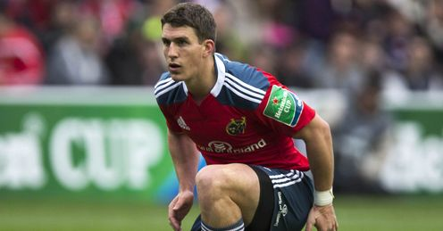 Keatley: Can he steer Munster to victory over Toulouse?