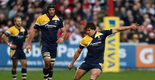 Ignacio Mieres Gloucester v Worcester