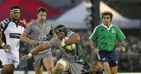 John Muldoon for Connacht