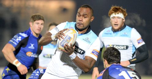 Leone Nakarawa Glasgow Warriors