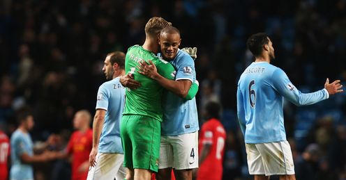 Carra: City favourites at home