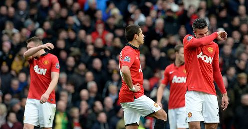 Manchester United: need to take more big risks, says Neville