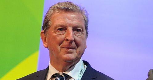 Roy Hodgson: handed a straightforward Euro group