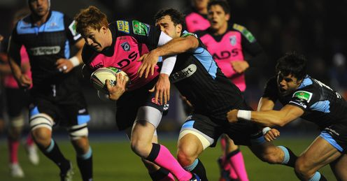 Rhys Patchell Cardiff Blues