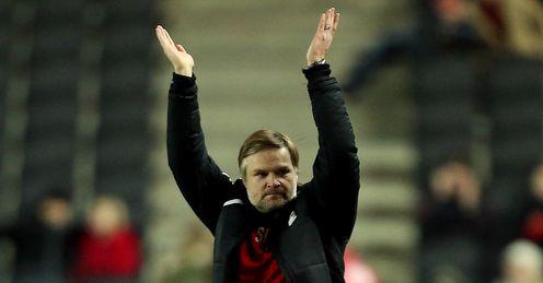 Debut striker boost for Pressley